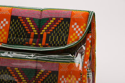Carver African Fabric Clutch - Bags Nolafrique Bags