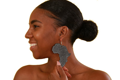 Mama Africa Earrings - Accessories Nolafrique Accessories Earring