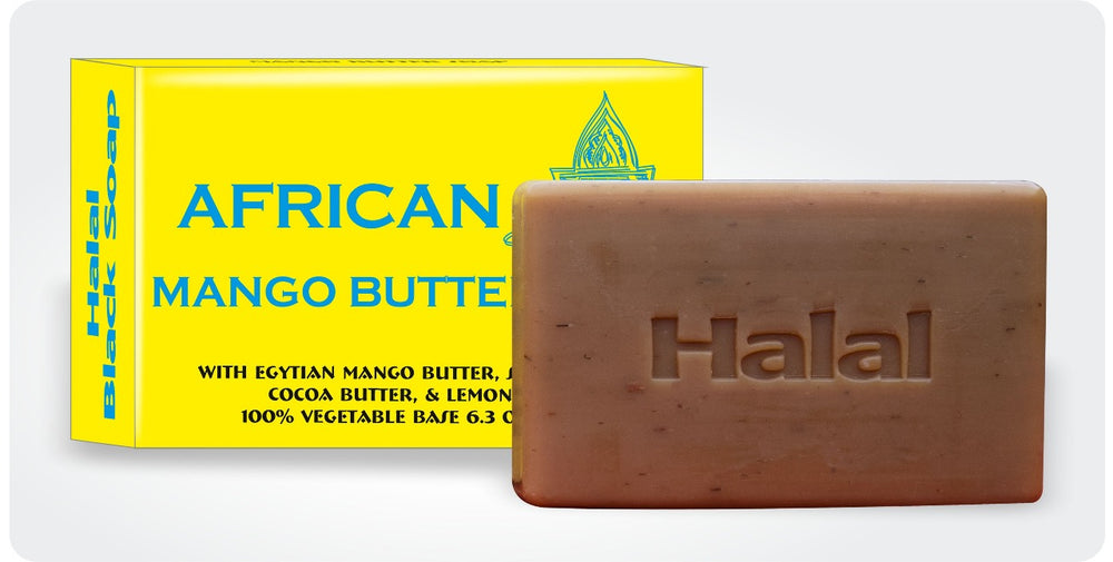 African Mango Butter Soap - Soaps Nolafrique African Soap African Soaps