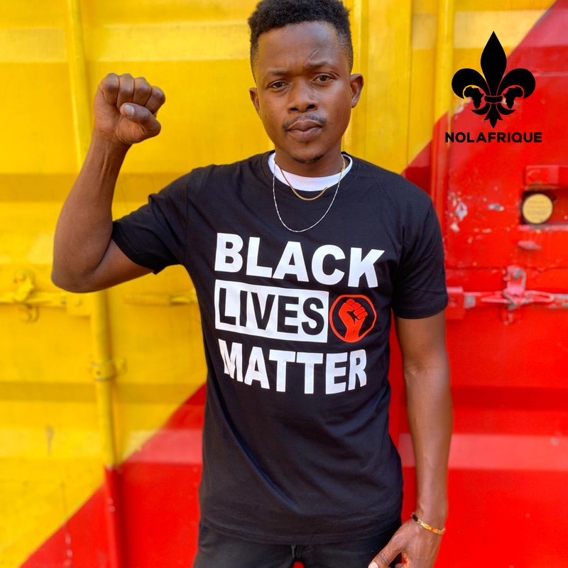 Men's Black Lives Matter T-Shirts