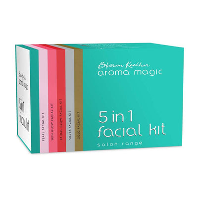 5 In 1 Facial Kit