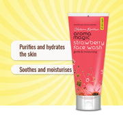 Strawberry Face Wash
