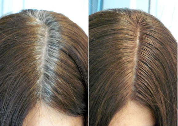 Save Money on Hair Color Touch Ups - You can touch up your roots at home