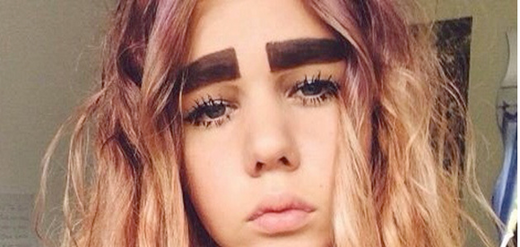 10 Freaky Reasons Your Eyebrows Can Get You Fired!