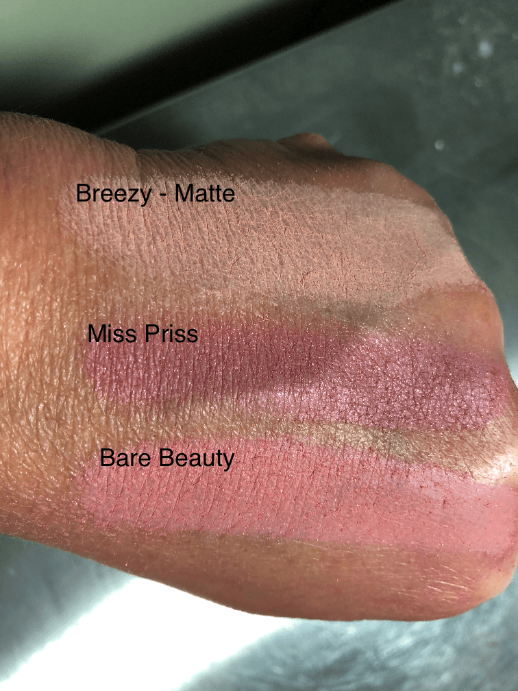 Bare Beauty - Mineral Blush - LA Minerals