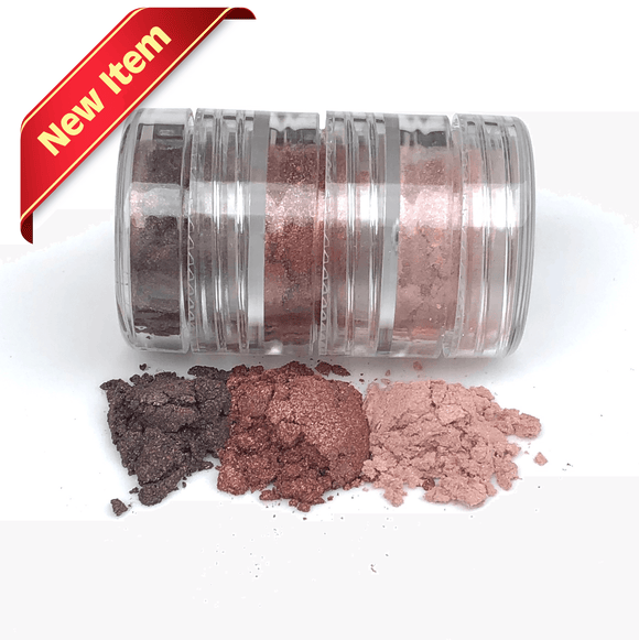 Fire Starter Stack Collection-Eyeshadow-L.A. Minerals-E.O.L.A., LLC dba L.A. Minerals