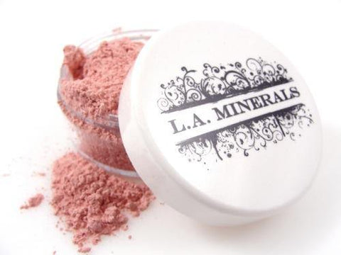 Cheerleader - Mineral Blush - LA Minerals
