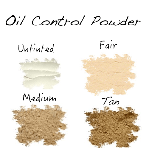 Sample Pod - Oil Control Mattifying Powder - L.A. Minerals