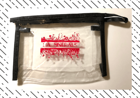 Makeup Bag - L.A. Minerals