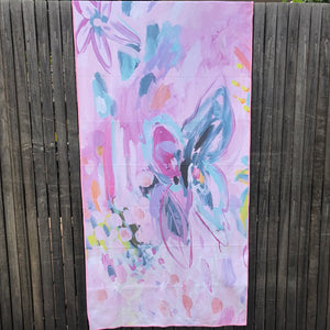 Quick Dry Beach Towel | Musée x Kate Pittas