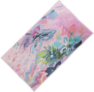 Luxe Beach Towel | Musée x Kate Pittas