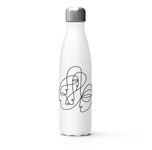 Stainless Steel Water Bottle | Musée x Jack Devereux