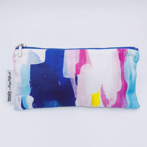 Clutch 'Garden of Enid II' | Small | Musée x Maggi McDonald