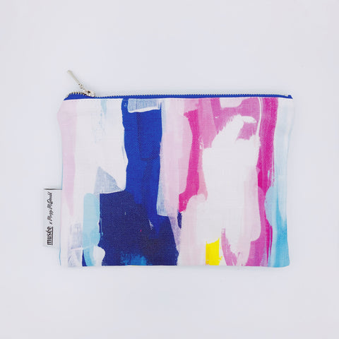 Clutch 'Garden of Enid' | Medium | Musée x Maggi McDonald