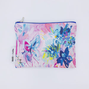 Clutch 'Flower Market' | Medium | Musée x Kate Pittas