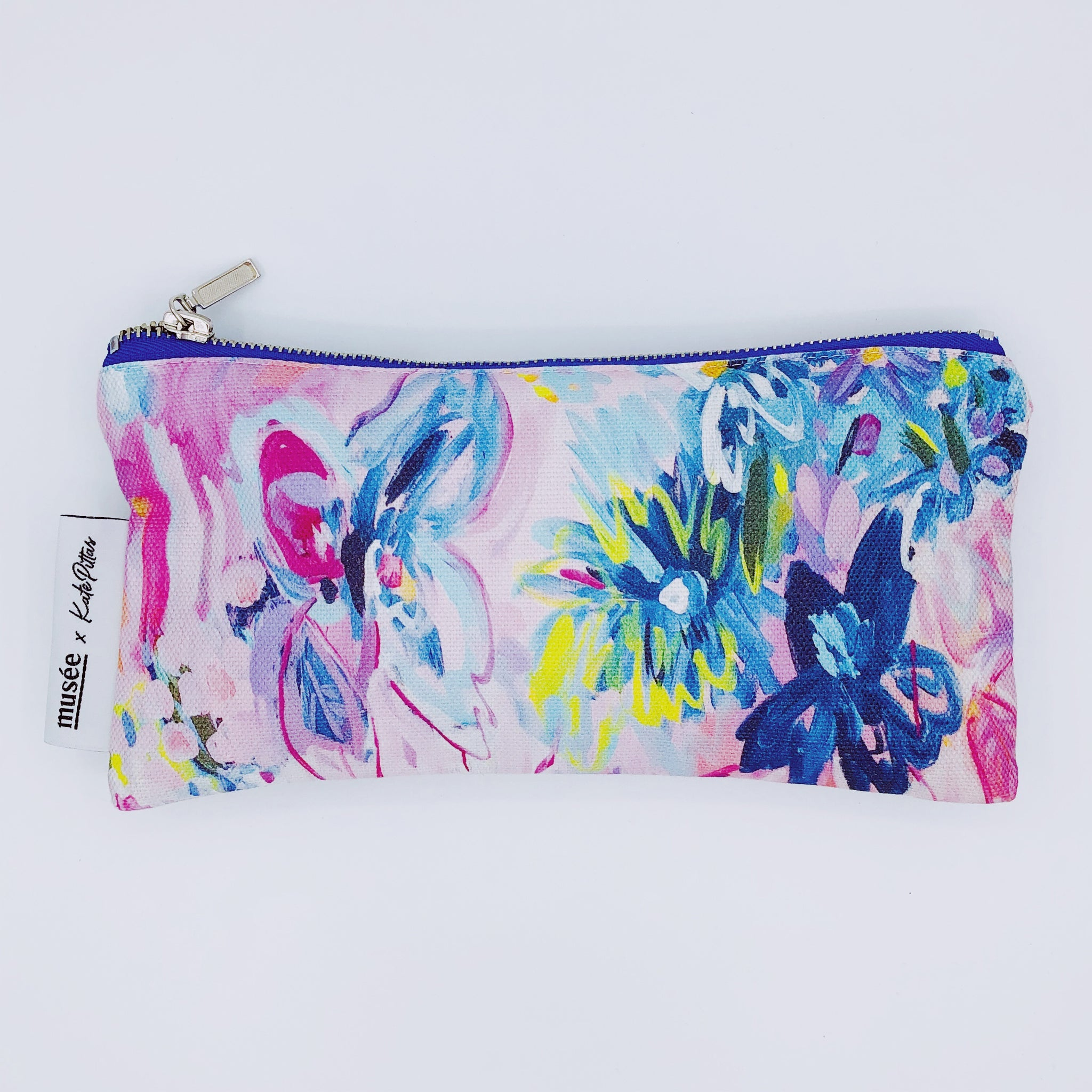 Clutch 'Flower Market' | Small | Musée x Kate Pittas