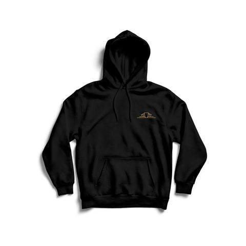 Classic Reign Hoodie Black