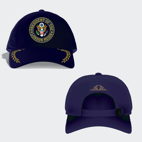 Baseball Cap (Staff Customs) 'Presidential Seal'