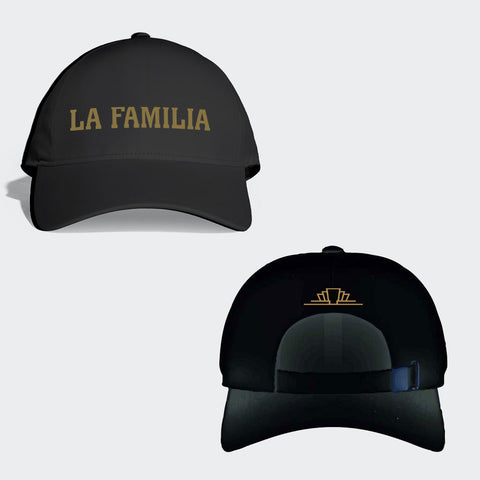 Baseball Cap (Staff Customs) 'La Familia'