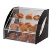 "41472-32 Three-Tier Plexiglas Doughnut Display, W 14 1/2"" x L 23 5/8"" x H 14 1/8"""
