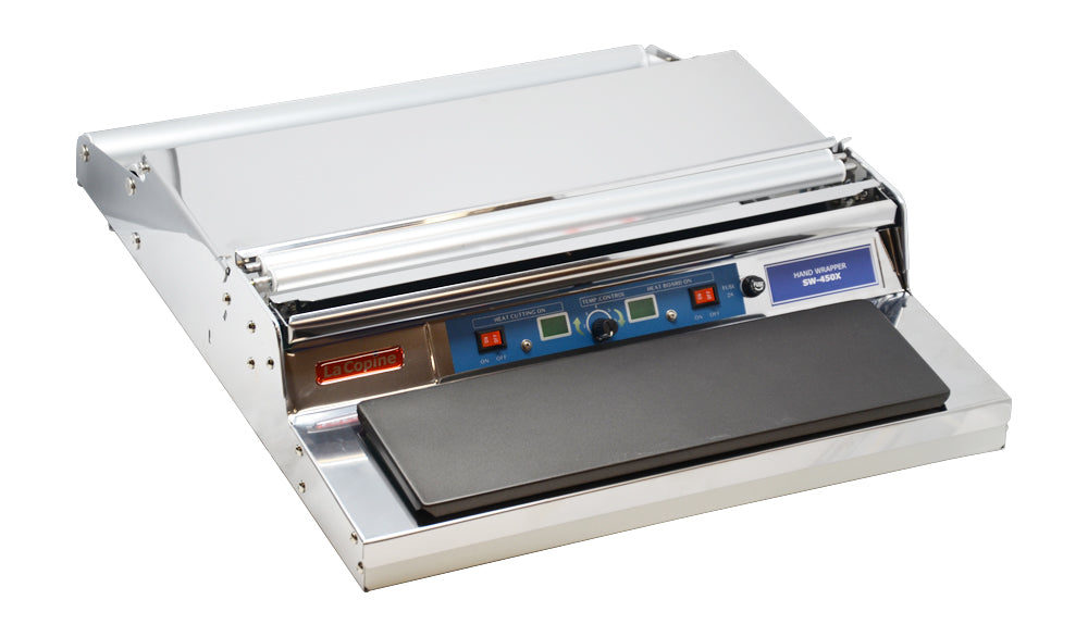 Omcan Single Roll Wrapping with Hot Plate SE-KR-0450