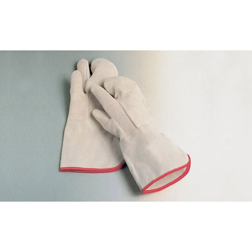 Paderno World Cuisine 48517-03 Three Finger Oven Mitts, Pair