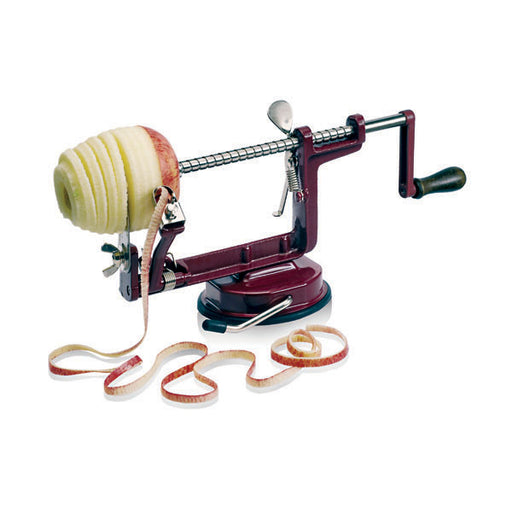 Paderno World Cuisine 49836-00 Apple Peeler with Suction Cup - FoodEquipmentDirect