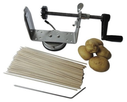 "Bron Coucke 500ZEB Curly Gourmet Slicer, (4.6"" W x 6.3"" H x 10.6"" L)"