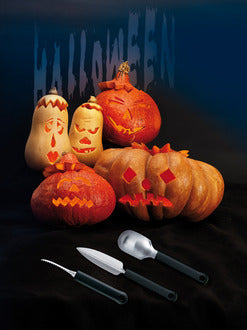 Triangle 908350302 Pumpkin Carving Set