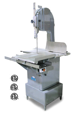 "Omcan B34 (10271) Classic Band Saw, Floor, 98"" Blade"