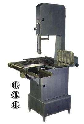 "Omcan B40 (10272) Classic Band Saw, Floor, 126"" Blade"