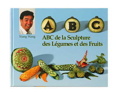 Bron Coucke Fruit and Vegetable Carving Book - FoodEquipmentDirect