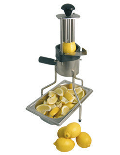 Bron Coucke Coupen8 Stainless Steel Lemon Wedge Cutter - FoodEquipmentDirect