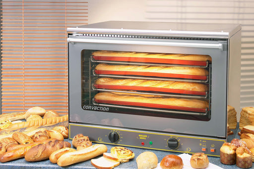 Equipex Convection Oven (Full Size) & Proofer