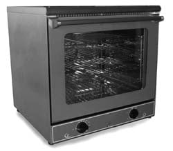 Equipex Convection Oven (Half Size) - FoodEquipmentDirect
