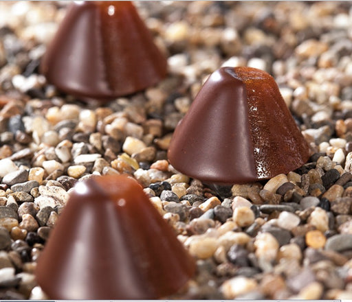Demarle Flexipan - Mini Cones Flexible Molds FP 1083 - Vol. 0.2 oz (6 ml) - FoodEquipmentDirect