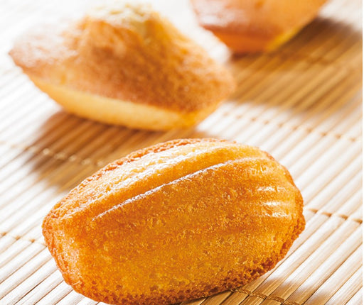Demarle Flexipan - Madeleines Flexible Molds FP 1511 - Vol. 1.2 oz (35 ml) - FoodEquipmentDirect