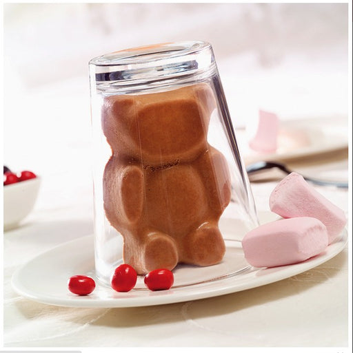 Demarle Flexipan - Small Teddy Bears Flexible Molds, FP 1056 - Vol. 2.70 oz (80 ml) - FoodEquipmentDirect