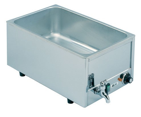 Alfa Food Warmer With EZ Drain Spigot - FoodEquipmentDirect