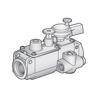 "Alfa HR-180 Manifold Safety Valve (3/8"") For Hickory Rotisseries - FoodEquipmentDirect"