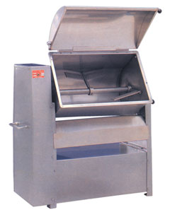 Omcan MMS501 (13153) Meat Mixer, Electric , Bowl Capacity 50 kg. (110 lbs.)