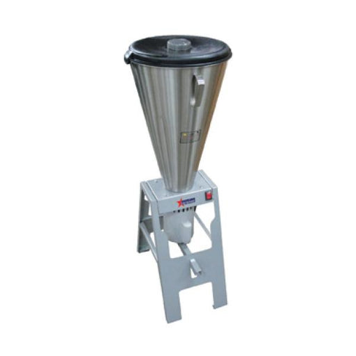 Omcan Tilting Blenders, Stainless Steel Tilting Bowl & Knives