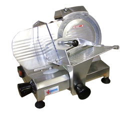 Omcan Economy Gravity Meat Slicers - FoodEquipmentDirect