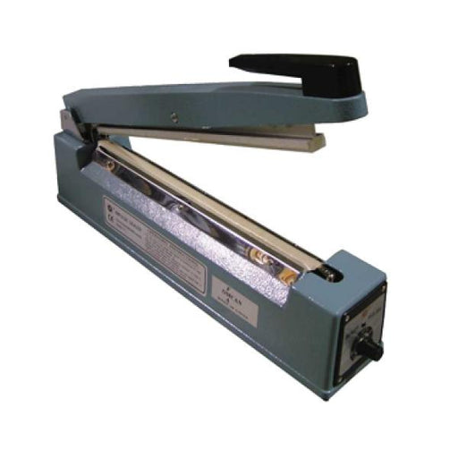 Omcan Impulse Bag Sealer, Manual, Adjustable Time & Light Indicator - FoodEquipmentDirect