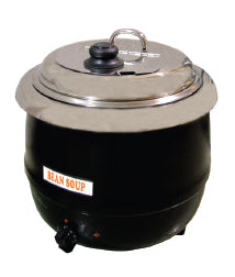 Omcan SB6000A (19075) Soup Kettle / Food Warmer, 13 L Capacity, 400 W - FoodEquipmentDirect