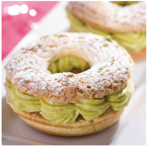 Demarle Silform - Paris Brest Flexible Molds - Vol. 1.69 oz (50 ml) - FoodEquipmentDirect