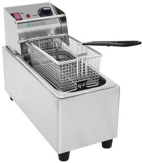 Eurodib  Fryer with Thermostatic control: 105 F - 370 F - FoodEquipmentDirect