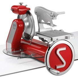 "Sirman Anniversario 300 - 12"" Blade Manual Slicers and Stand for Sirman Anniversario 300"