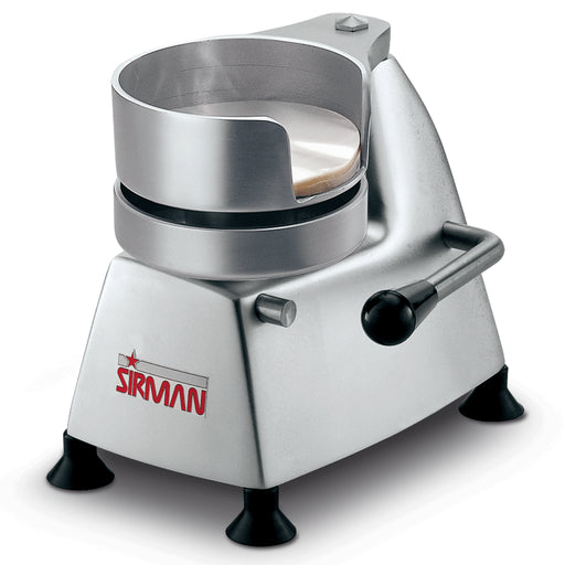 Sirman Manual Patty Presses - FoodEquipmentDirect