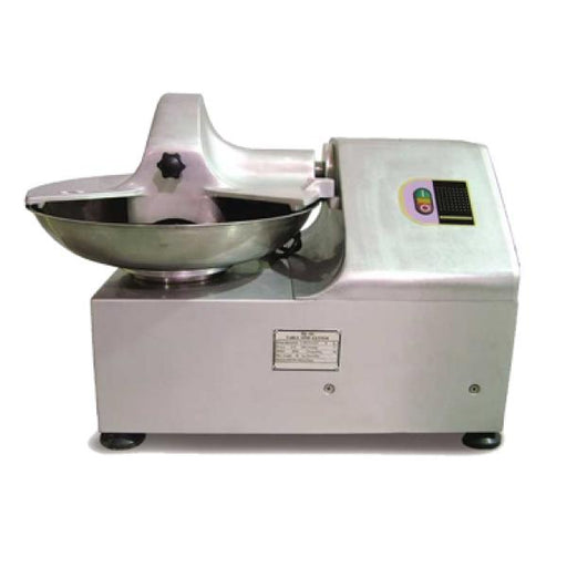 Omcan TQ8A11060 (16998) Bowl Cutter, 8 L, Stainless Steel Bowl, Shut-Off Micro Switch - FoodEquipmentDirect